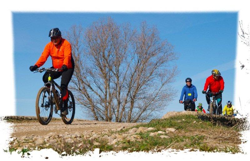 Cyclotourism-All Terrain Cycling